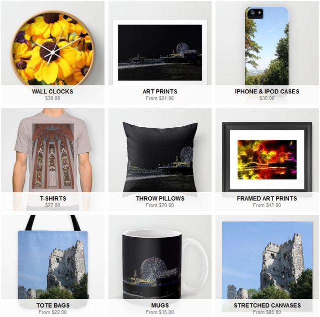 FREE Shipping for my Society6 Shop