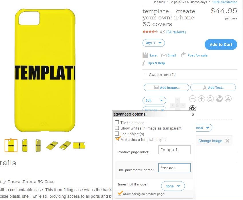 Create Your Own Quick Template On Zazzle