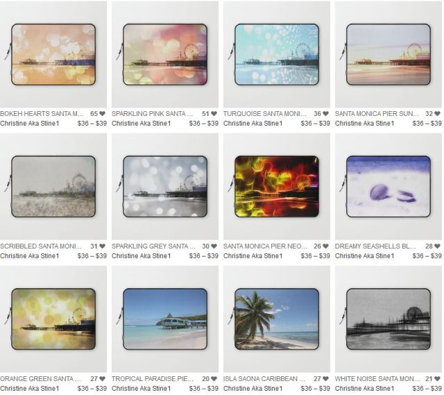 Laptop Sleeves by Christine Aka Stine1