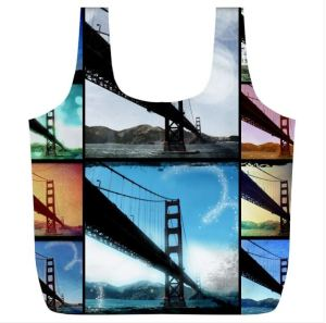 Golden Gate Bridge Collage by Christine aka stine1 on CowCow