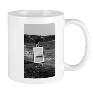 Santa Monica Pier Photo at the Beach 11 oz Ceramic Mug