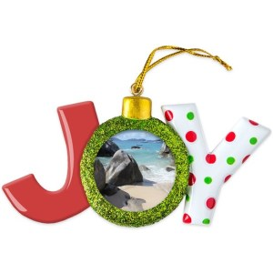 The Baths BVI Joy Ornament