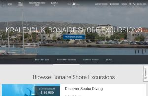 Celebrity Cruises Bonaire Shore Excursions