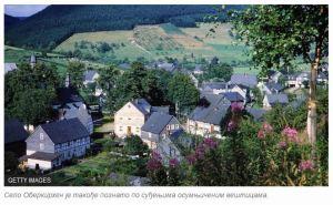 Село Оберкирхен је такође познато по суђењима осумњиченим вештицама.